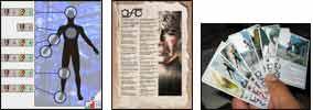 la botte secrète . :: . l'E-Zine . :: . Active Fighting Cards